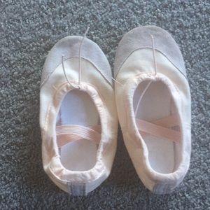 Other - Ballet slipper/split dance flat
